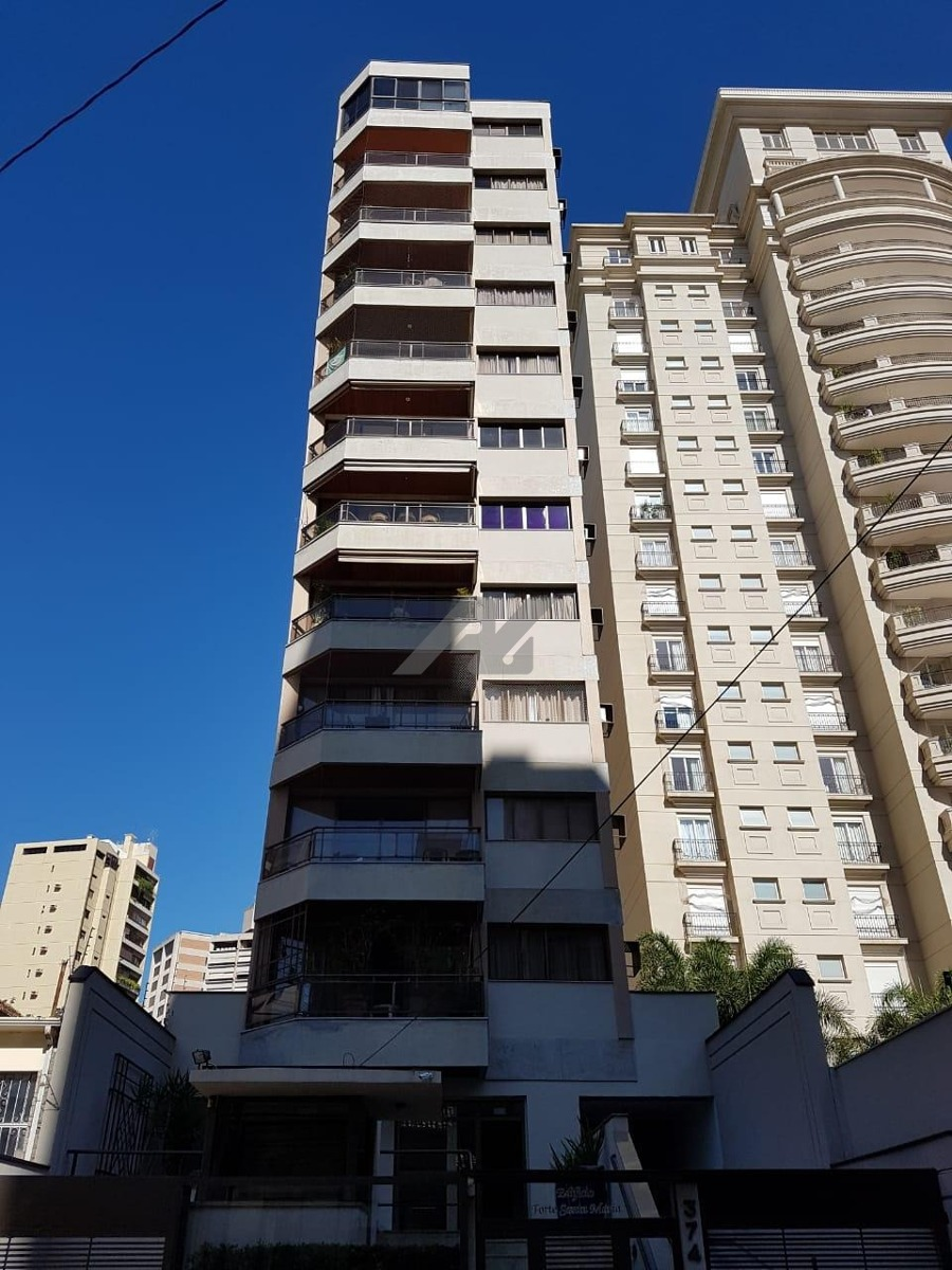 apartamento à venda em cambuí - ap004520