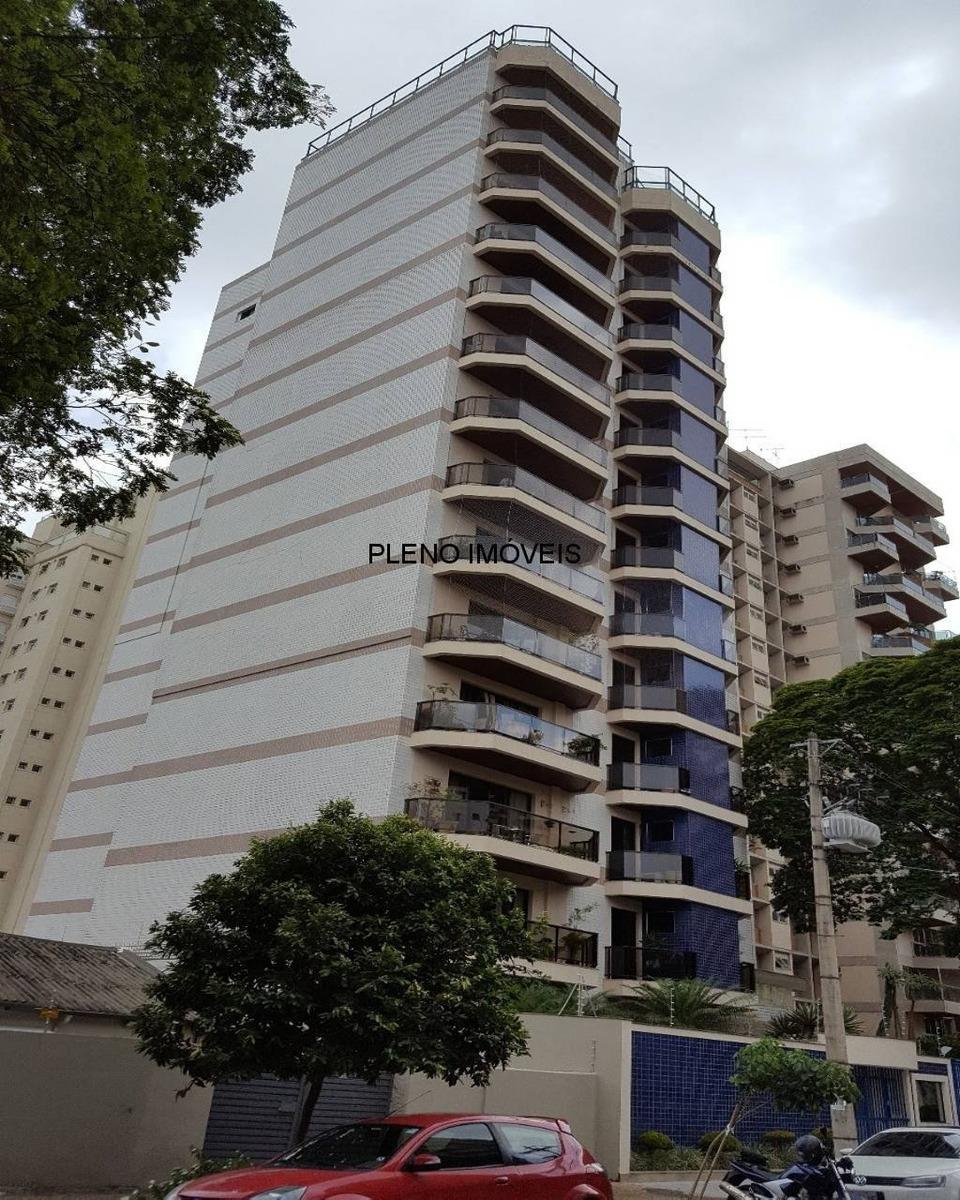 apartamento à venda em cambuí - ap020051