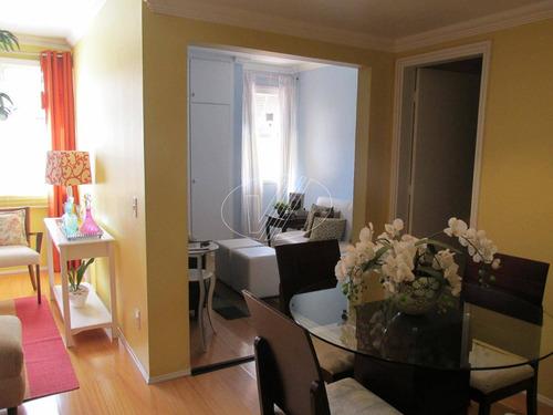 apartamento à venda em cambuí - ap077021