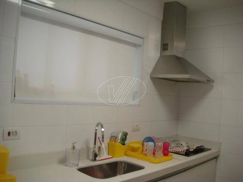 apartamento à venda em cambuí - ap080175