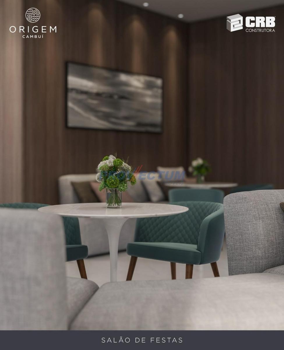 apartamento à venda em cambuí - ap266172