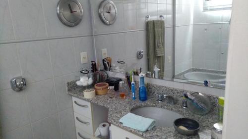 apartamento à venda em chácara da barra - ap003535