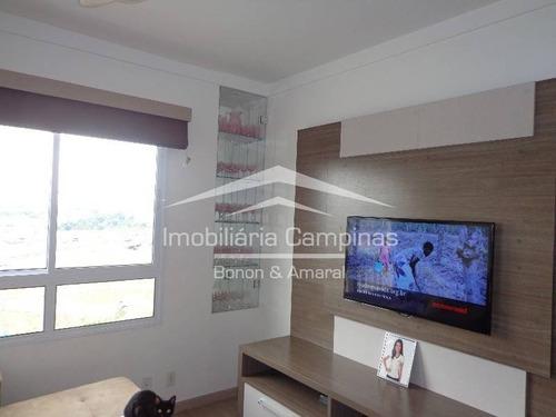 apartamento à venda em chácara das nações - ap000845