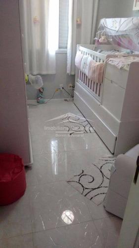 apartamento à venda em chácara das nações - ap002722