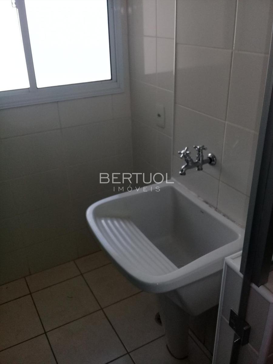 apartamento à venda em chácara das nações - ap006132