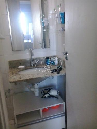 apartamento à venda em chácara das nações - ap228450