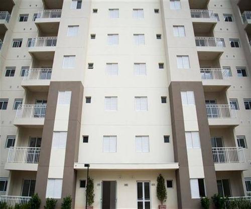 apartamento à venda em condomínio brisa club house - ap004611