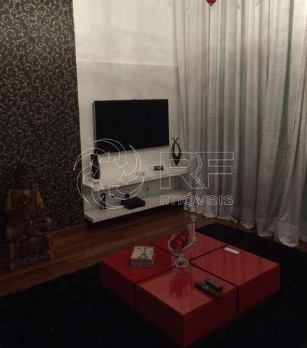apartamento à venda em jardim anália franco - ap001047