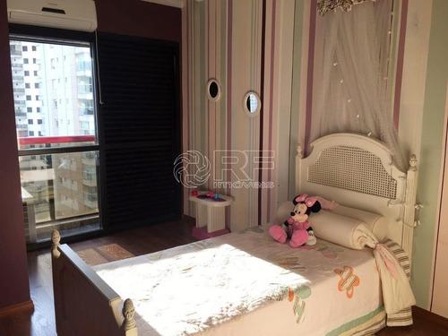 apartamento à venda em jardim anália franco - ap002740