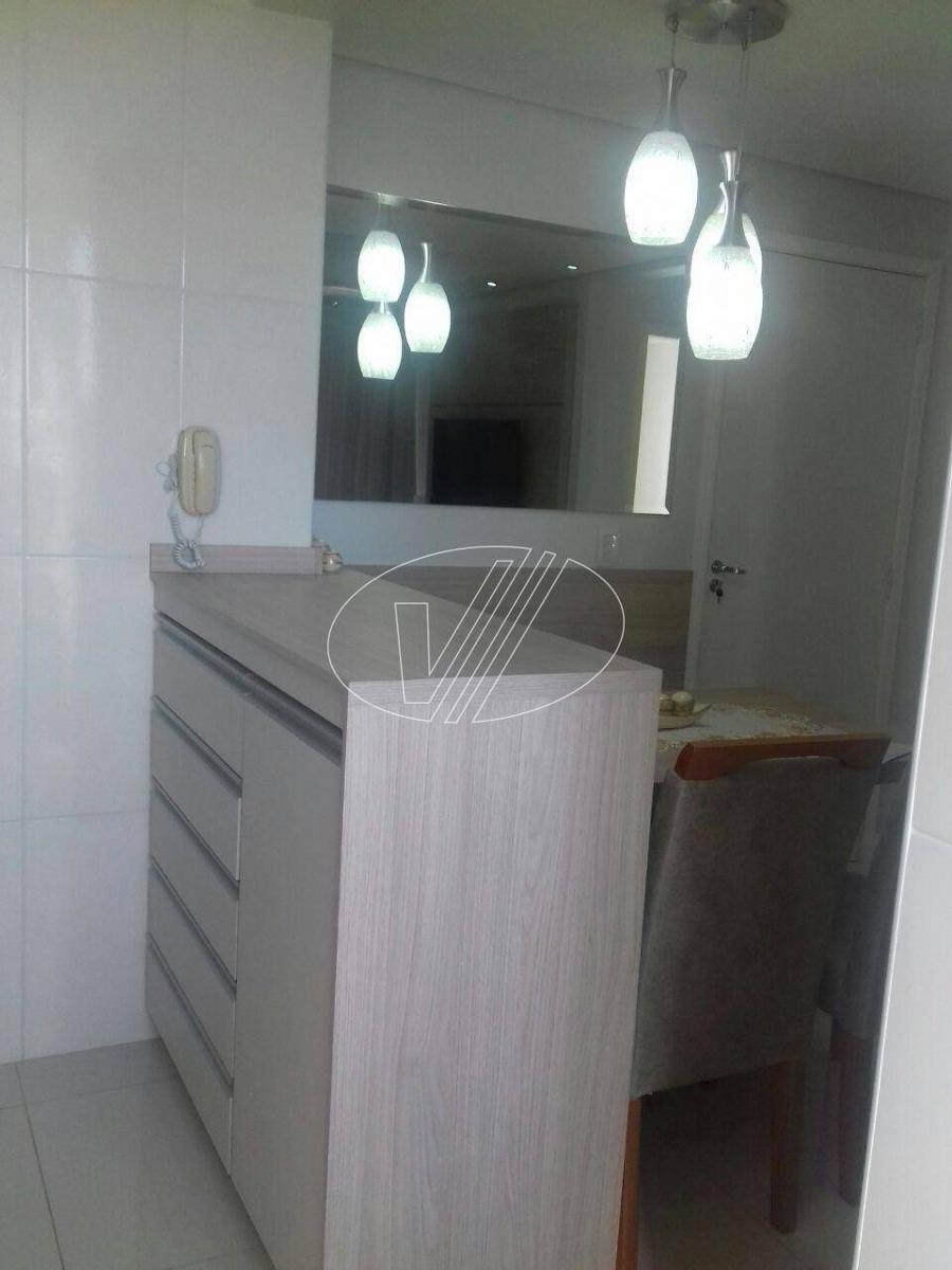 apartamento à venda em jardim antonio von zuben - ap001133
