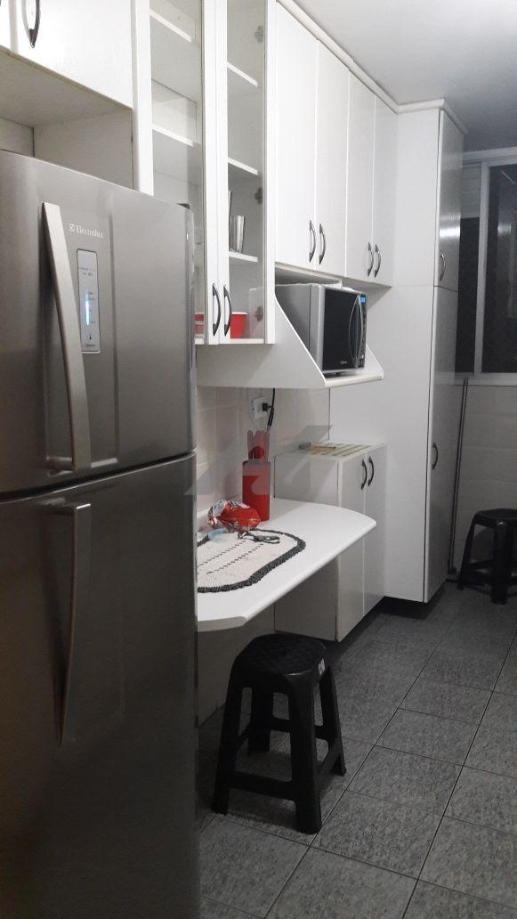 apartamento à venda em jardim antonio von zuben - ap003976