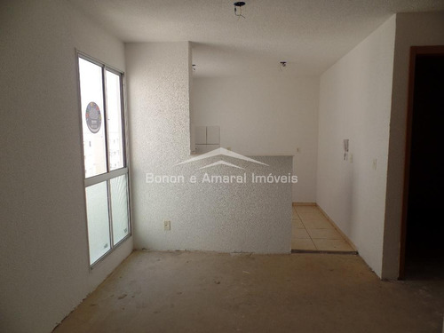 apartamento à venda em jardim antonio von zuben - ap006028