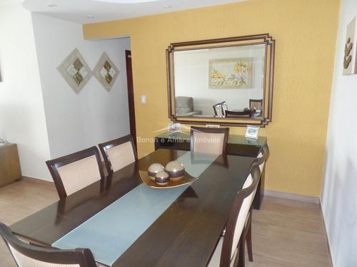 apartamento à venda em jardim aurélia - ap006015