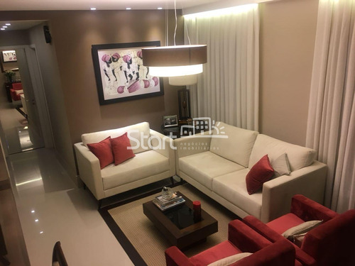 apartamento à venda em jardim chapadão - ap004056