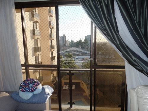 apartamento à venda em jardim das paineiras - ap005020