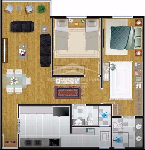 apartamento à venda em jardim dos calegaris - ap003245