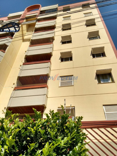 apartamento à venda em jardim guarani - ap206517