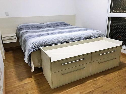 apartamento à venda em jardim madalena - ap004832