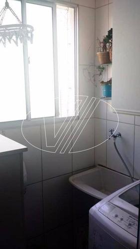 apartamento à venda em jardim márcia - ap002347