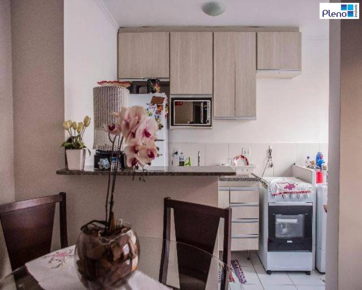 apartamento à venda em jardim nova europa - ap020111
