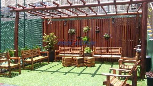 apartamento à venda em jardim nova europa - ap268914
