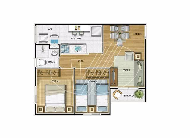 apartamento à venda em jardim novo campos elíseos - ap229584