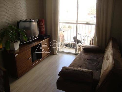 apartamento à venda em jardim santa genebra - ap127263