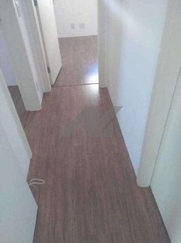 apartamento à venda em loteamento alphaville campinas - ap004568