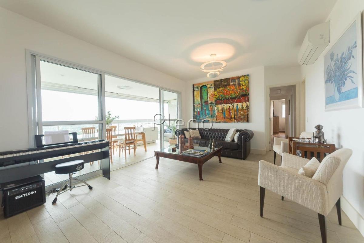 apartamento à venda em loteamento alphaville campinas - ap019555