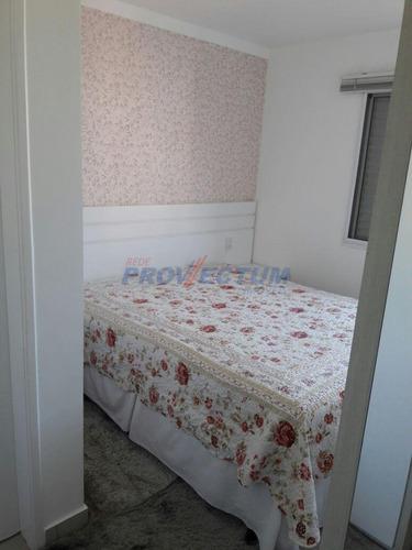 apartamento à venda em loteamento center santa genebra - ap242274
