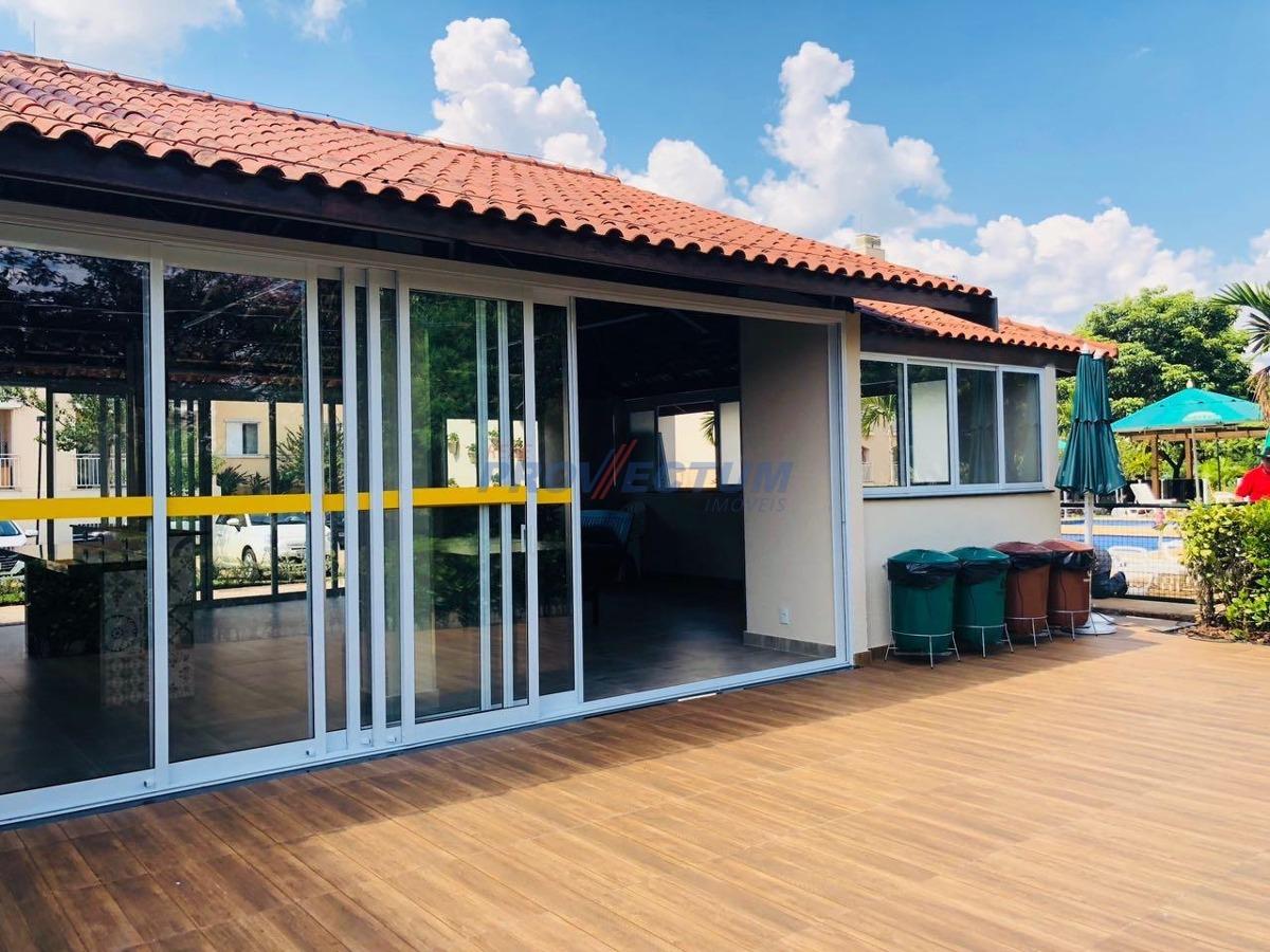 apartamento à venda em loteamento center santa genebra - ap245079