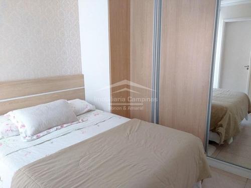 apartamento à venda em mansões santo antônio - ap004755