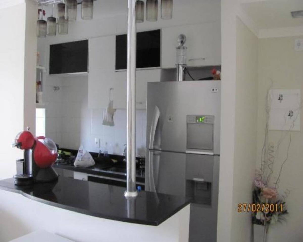 apartamento à venda em mansões santo antônio - ap020117