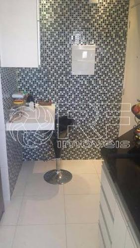 apartamento à venda em mooca - ap001074