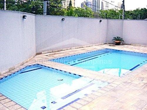 apartamento à venda em nova campinas - ap004238