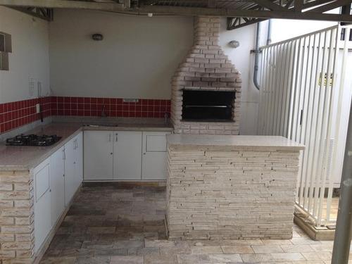 apartamento à venda em nova campinas - ap008014
