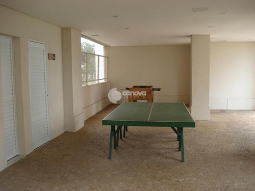 apartamento à venda em nova europa - ap002407
