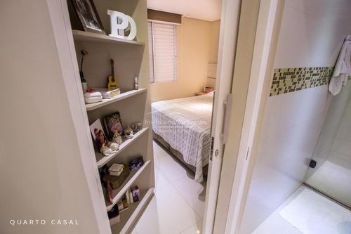 apartamento à venda em parque prado - ap005354