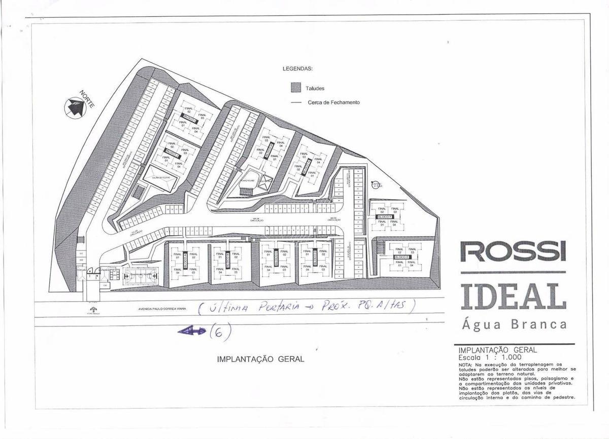apartamento à venda em parque prado - ap188791