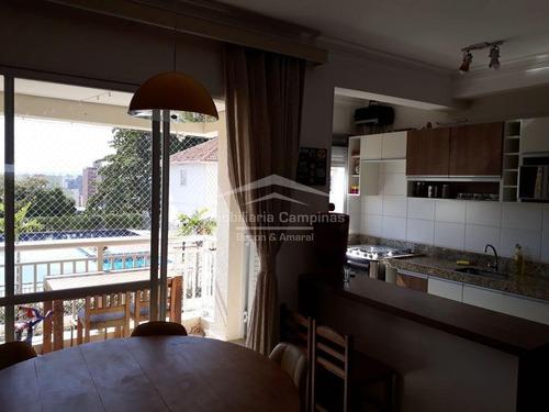 apartamento à venda em ponte preta - ap004758