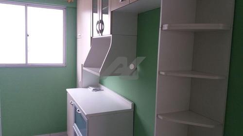 apartamento à venda em são bernardo - ap004594