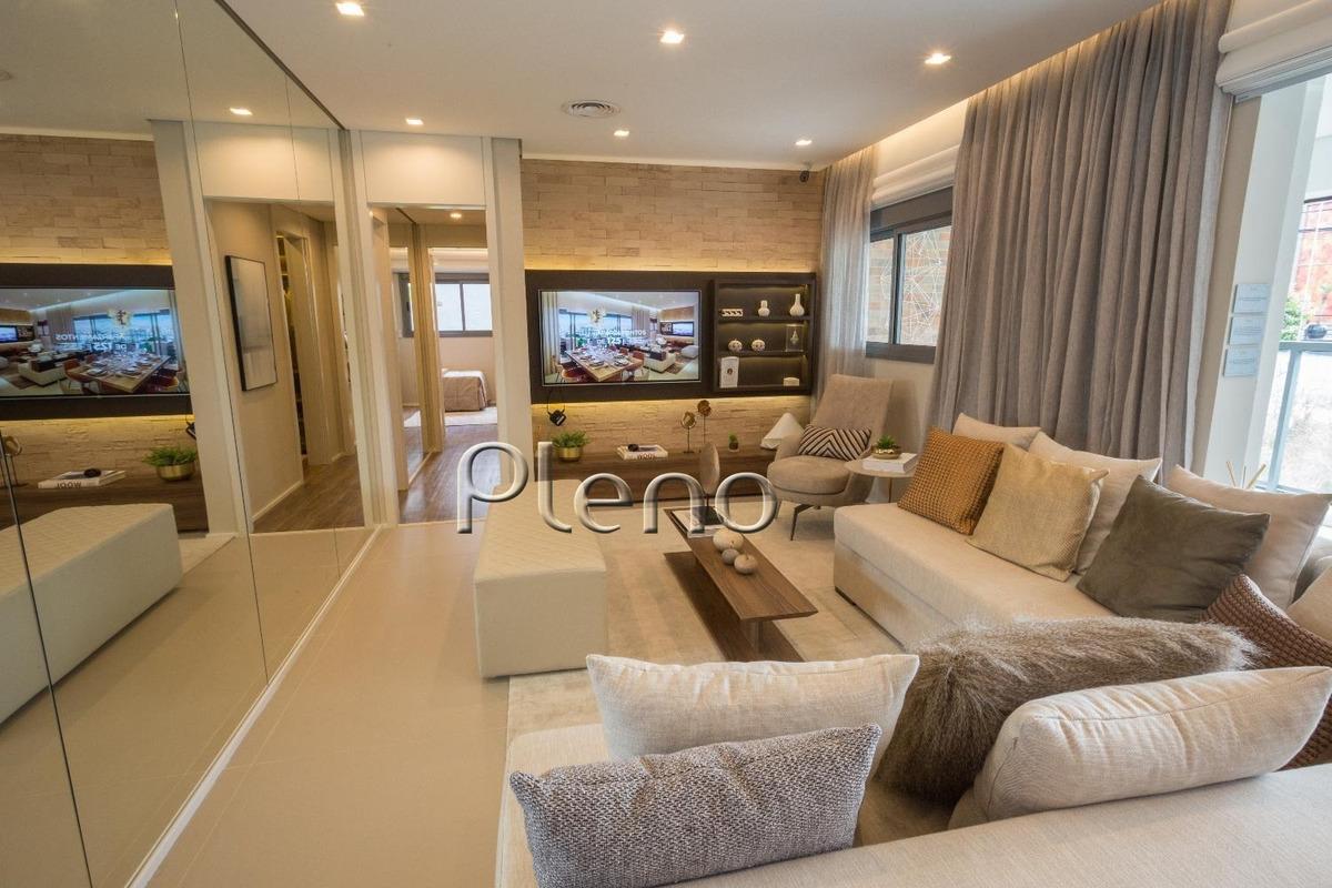 apartamento à venda em taquaral - ap018180