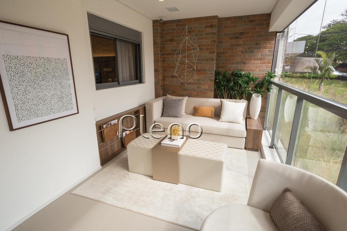 apartamento à venda em taquaral - ap018184