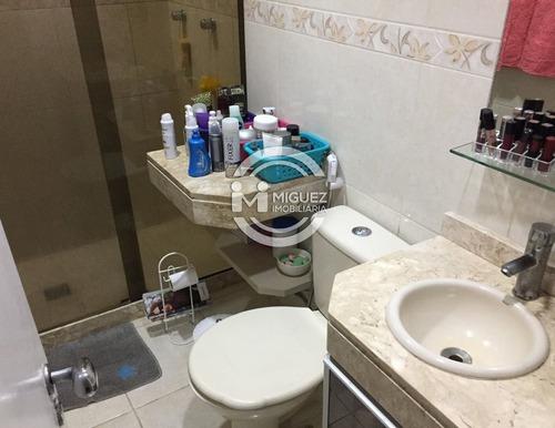apartamento à venda em tijuca, rio de janeiro - rj  - 7790