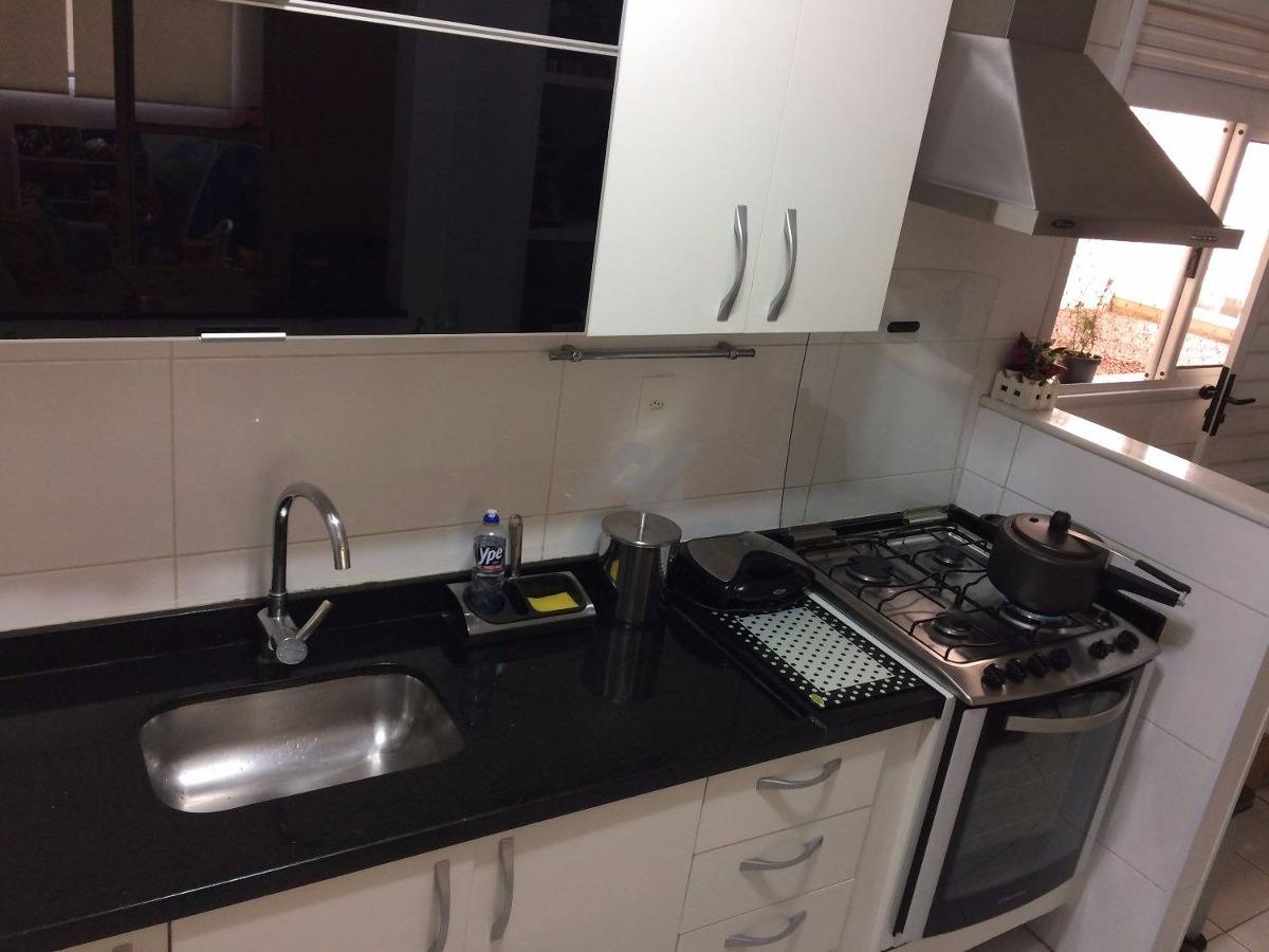 apartamento à venda em vila brandina - ap001307