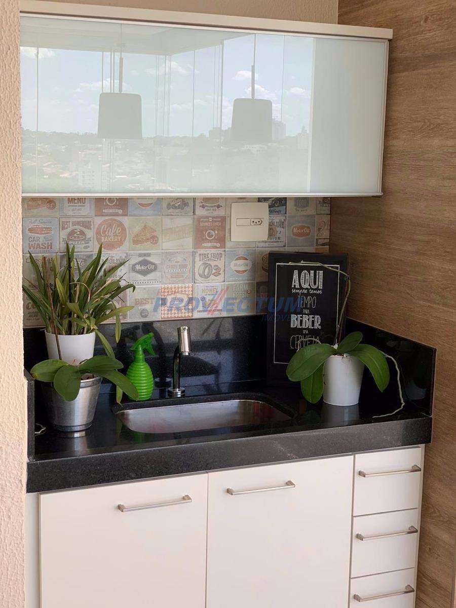 apartamento à venda em vila brandina - ap277328