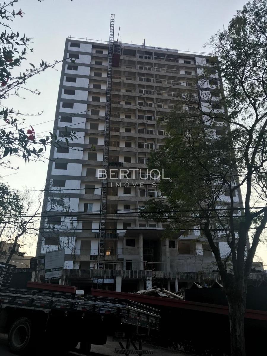 apartamento à venda em vila embaré - ap007482