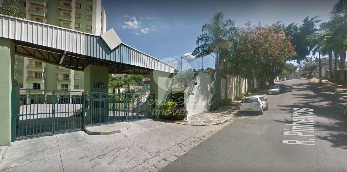 apartamento à venda em vila industrial - ap002802