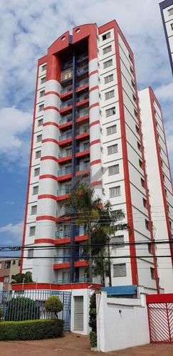 apartamento à venda em vila industrial - ap004704