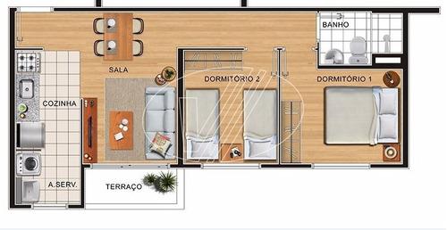 apartamento à venda em vila industrial - ap229331